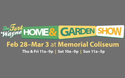 We'll Be at the Home and Garden Show
